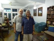 Mark Tully & Satish Jacob