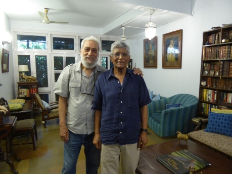 Mark Tully & Satish Jacob