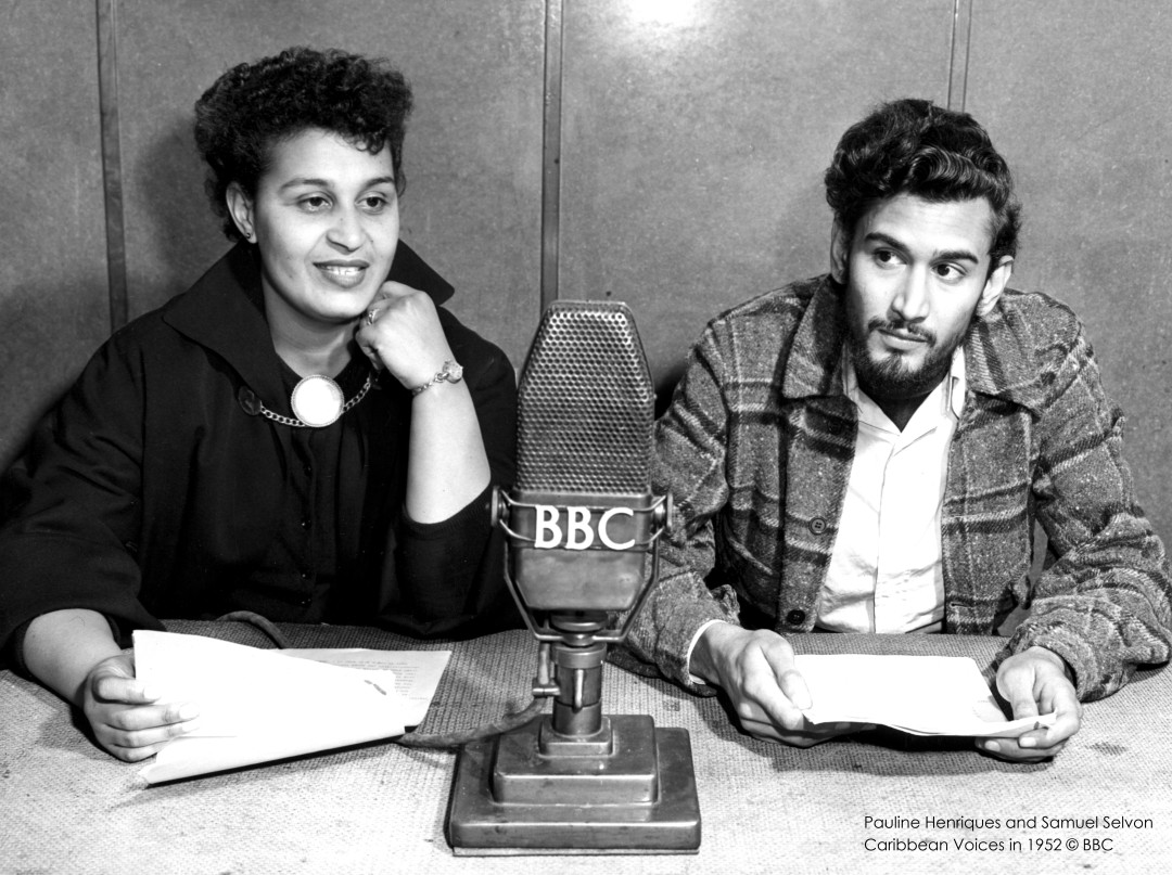 Caribbean Voices Pauline Henriques and Samuel Selvon Carib Vcs in 1952 v2