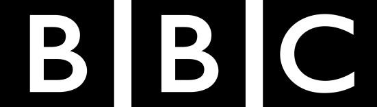 Master BBC Logo Black